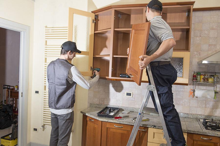 bútorszerelés költöztetésnél Pálvölgy